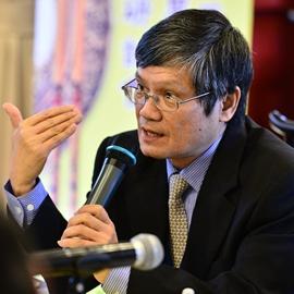 康师傅中华饮食文化学院院长 杨乾辉