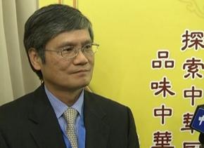 访康师傅中华饮食文化学院院长杨乾辉