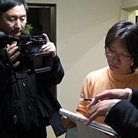 公益摄影师中国新闻社王楠