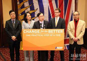 跨越遭歧视百年孤寂 加拿大华人政商实力攀高峰