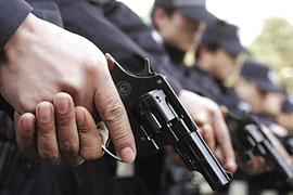 持枪犯罪案件下降44.9%