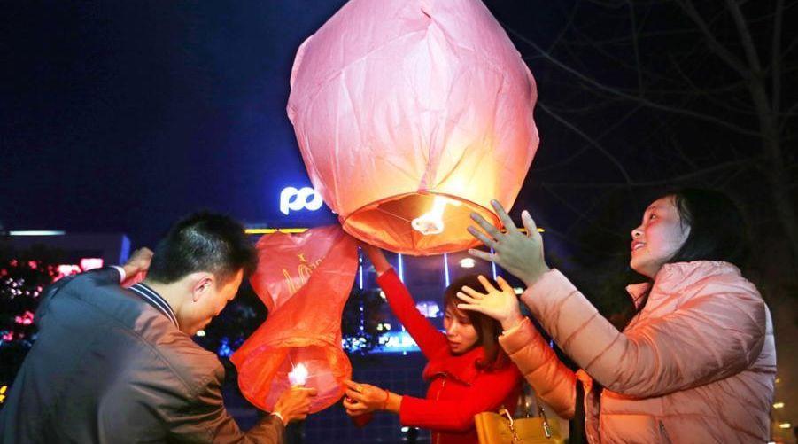 中国老百姓生活里的年味儿