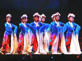 舞蹈展现中国国粹京剧