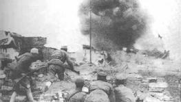 中日常德血战:中国士兵死后仍掐住鬼子
