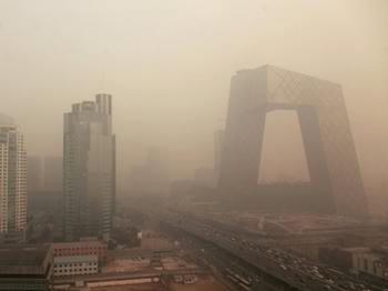 聚焦城市空气污染