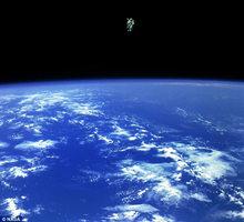 NASA带你体验《地心引力》