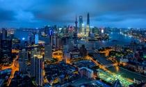 《蓝调上海》 摄影:陈磊