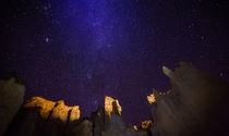 《土林星夜》 摄影:袁鹏