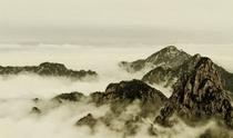 水墨黄山(组图) 摄影:程宫