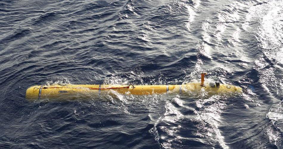 澳海军投入水下自动潜航器参与马航搜救工作