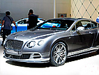 新款欧陆GT极速版