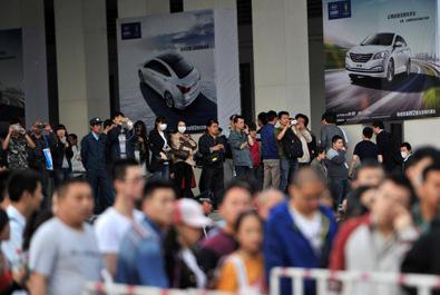 北京车展,还能载动几多愁?