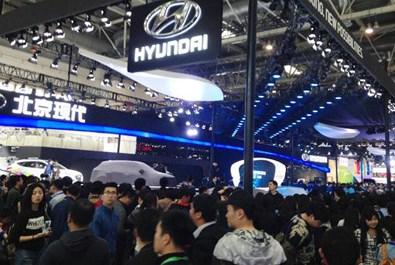 """哪些企业用明星代言""""毁了""""北京车展媒体日?"""