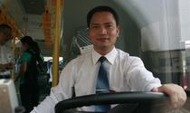 粤运公交5星司机邹良春