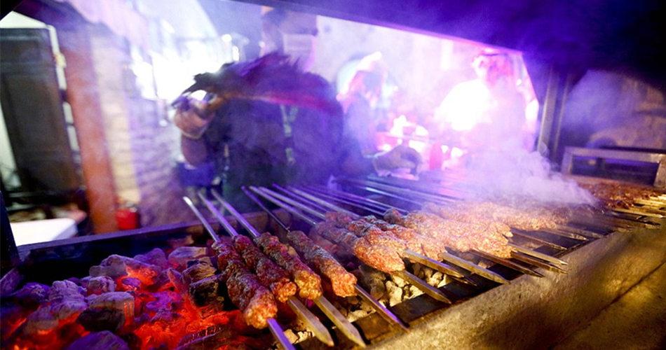 沙特羊肉串