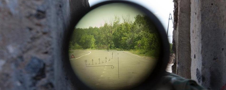 乌政府军与亲俄武装持续在斯拉维扬斯克交火