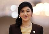 泰国宪法法院裁定英拉将下台