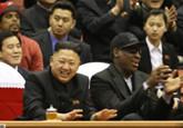 罗德曼的朝鲜情结