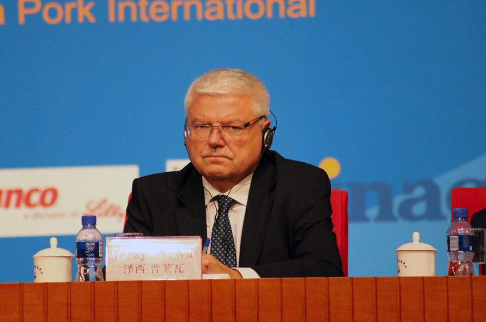 欧盟委员会农业与农业发展总司总司长 泽西�q普莱瓦