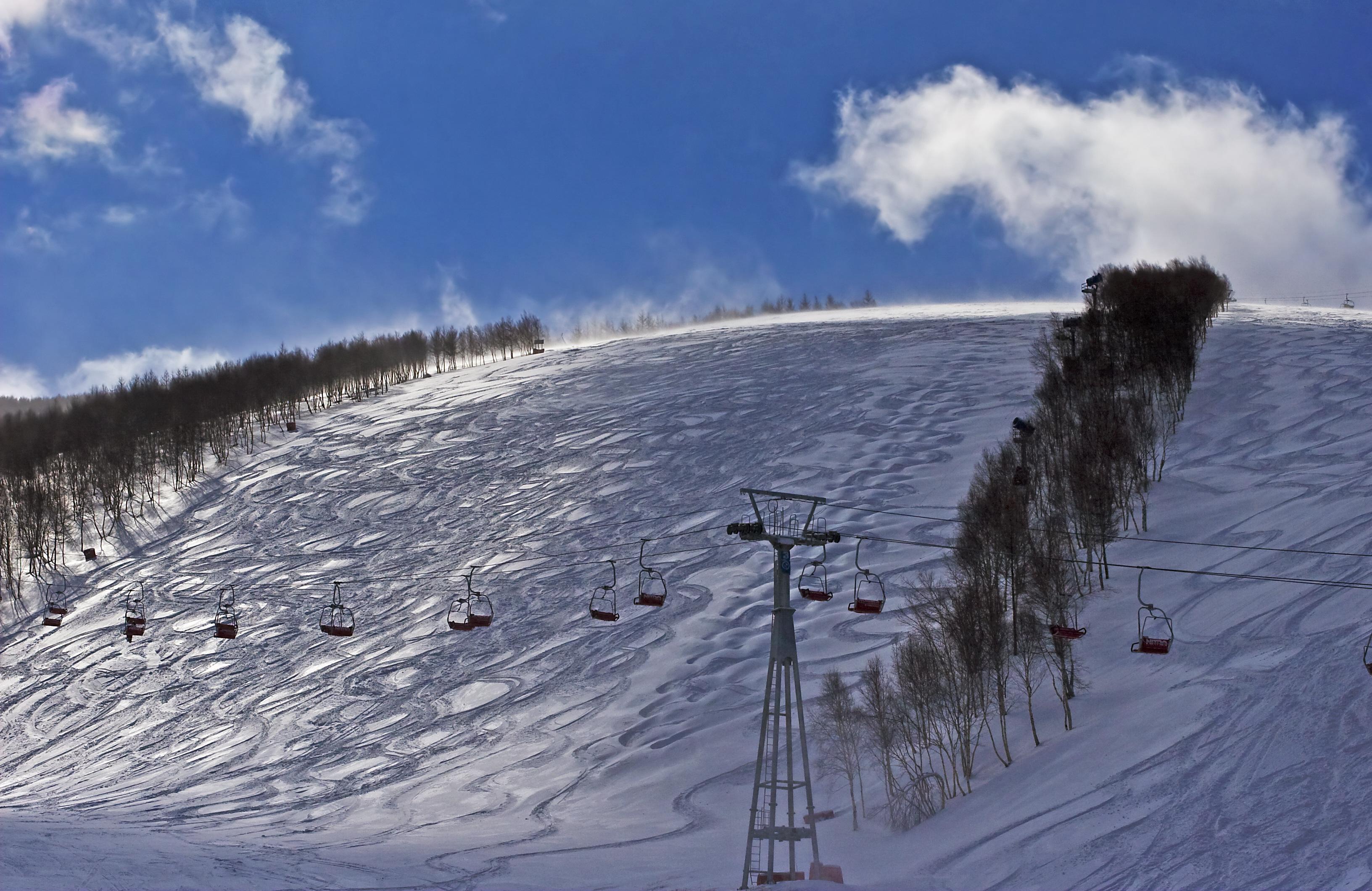 崇礼滑雪场
