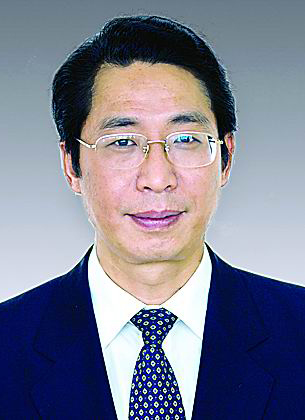 申长雨<br>国家知识产权局局长