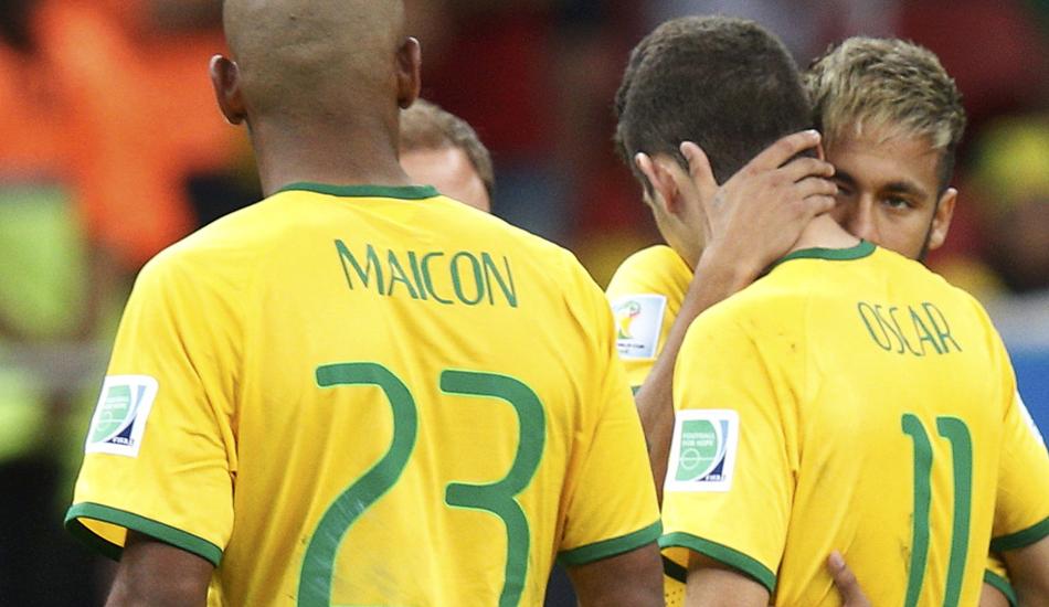 巴西队惨淡谢幕