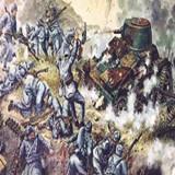 抗日英雄:在日军营杀军官