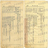 日战犯铃木启久的部分笔供
