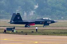 美媒:珠海航展见证中国军火崛起