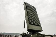 中国新型相控阵雷达亮相珠海航展