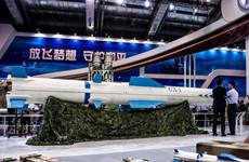 国产CX-1巡航导弹首度亮相珠海