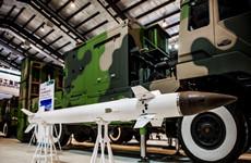 FM-3000防空导弹系统首度亮相航展