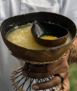 柬埔寨木薯汤