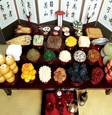 韩国:秋夕祭祖