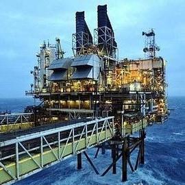 北海油田的经济利益