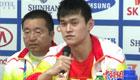 孙杨:三人竞争能提高亚洲游泳