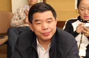 千龙网总裁、总编辑黄庭满
