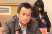 中国电信集团手机报业务负责人蔡宁