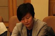 政知局公号负责人于晓蓉