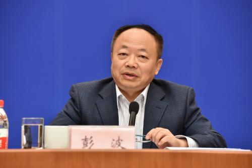 国家网信办副主任 彭波