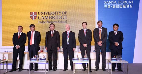剑桥大学嘉治商学院中国顾问理事会成立 以思想共享促合作共赢