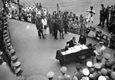 日本宣布无条件投降69周年