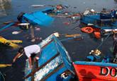 智利近海发生强烈地震 引发海啸
