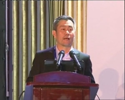 中国连锁经营协会秘书长裴亮致辞