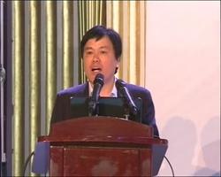 国家标准化党组成员副主任殷明汉致辞