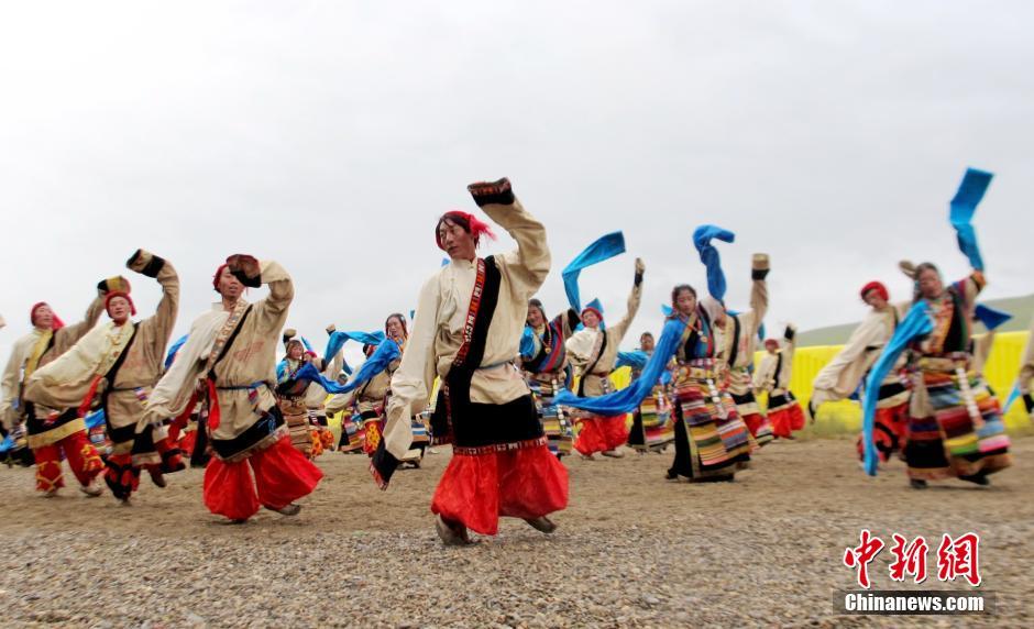 藏北多项非遗现草原盛会