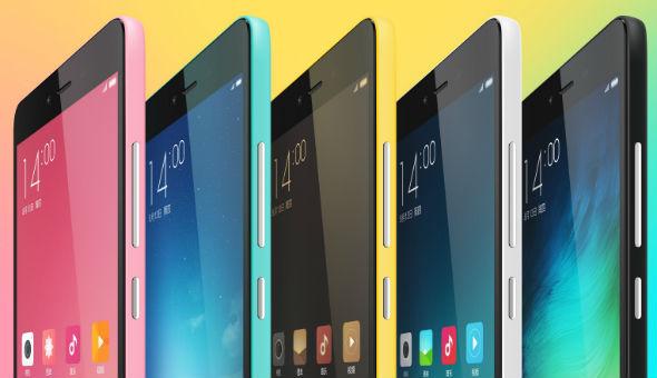 12小时售出80万台 红米Note 2创国产手机首卖新纪录