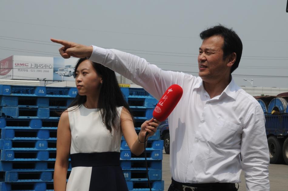 上好佳(中国)有限公司执行副总裁李培明