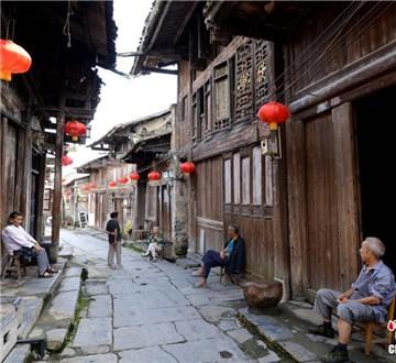 探访广西千年古镇