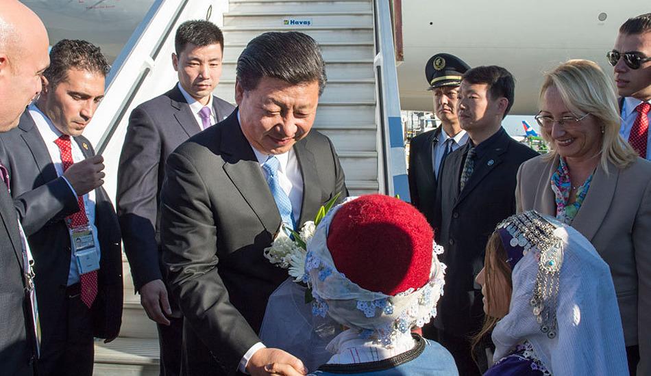 习近平出席G20峰会精彩图片纪录